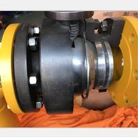 API AMSE 150LB-2500LB Natural Flanged Gas Ball Valve thumbnail image