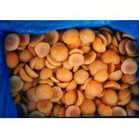 frozen apricot