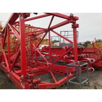 Used Tower Crane : Comedil CTL400 (luffing crane) thumbnail image