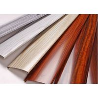 Heat Transfer Wood-Effect Powder Coatings