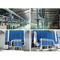 LB-PC Industrial multiple welding fume extraction system with pulse Jet self cleaning Filter dust co