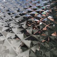 3D Punching Embossed Stainless Steel Sheets thumbnail image