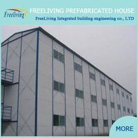 Low cost and Movable Prefab House