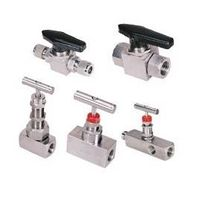 needle valve, gauge valve, instrumentation