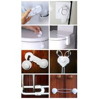 Baby safety multi-function safety lock thumbnail image