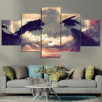 Canvas Print Wall Art Decor