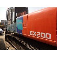 used hitachi excavator EX200-2 made in japan
