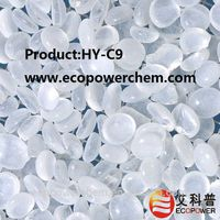 High Quality Adhesive Water White C9 Hydrogenated Petroleum Resin