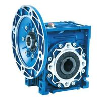 NRV NMRV aluminum right angle motor worm gearbox