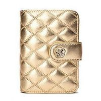Women's classic wallet with fine sheep leather