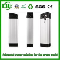 Silver Fish Case of 48V13ah Ebike Battery with Deep Recharge Cycle Li-ion Battery Cell