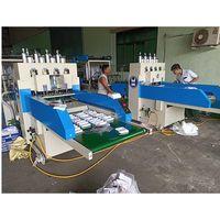 Supply T-shirt bag making machine