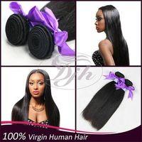 High Quality Natural Hair Straight Human Hair Wholesale Brazilian Hair
