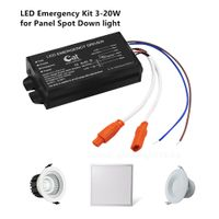 LED Emergency Power Supply 3-20W Emergency Driver