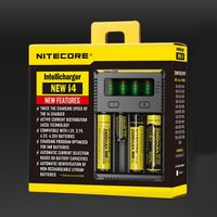 Nitecore New i4 intellicharger.