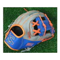 true leather cowhide leather game baseball glove