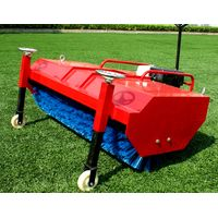 brushing machine for artificial grass installation thumbnail image