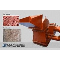 corncob crusher,wood crusher,tobacco stems crusher,waste template crusher