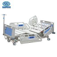 BAE521EC Hospital Equipment 5 Functions Patient Electric Medical Adjustable Bed