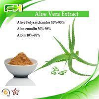 Factory Supply Aloe Vera Extract Aloin Aloe-emodin Aloe Polysaccharides