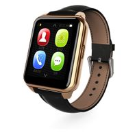 Bluetooth Smart Watch F2 for IOS and Android with touch screen Smartwatch synchronization with phone
