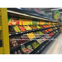 Supermarket Refrigerator for Fruits and Vegetables