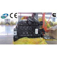 Cummins diesel Engine 6CTA8.3-C205 for rollers, compressors, excavators, graders and loaders