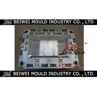 Plastic tv cover mould