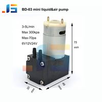 Micro water/oil/self-priming pumps 2020 Cheap 7-12W mini water pump for our life