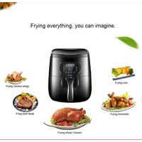 New arrival digital airfryer no oil Air Fryer oil free deep fryer KFC equipment As seen on TV