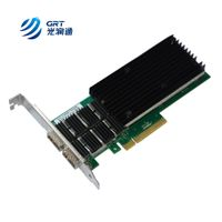 PCIe 40Gigabit 2 Port LAN cards Intel XL710 40G Optical Network Card