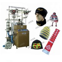 OPEK latest high speed beanie circular knitting machine