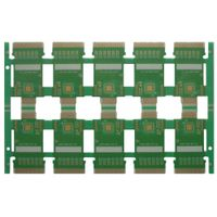 mktpcb 4layers,Electrolytic gold, high-frequency,mixtured lamination board