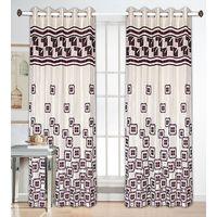 Tanyugg FOUR SQUARE Window/Door/Long Door curtain