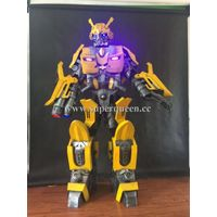 Robot Bumblebee costume for party thumbnail image