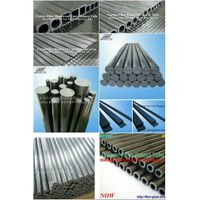 carbon fiber pole/tube/strip  high strenth&corrosion resistance