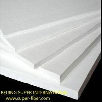 soluble ceramic fiber board