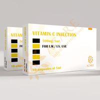 Vitamin C Injection 500mg thumbnail image