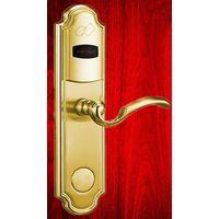 Hotel Door Lock With intelligent RF ID Card.hotel card reader door lock thumbnail image