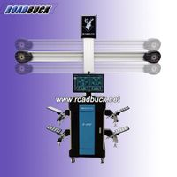 Road Buck 3D wheel alignment/car wheel alignment