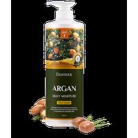 Korean shampoo DEOPROCE ARGAN SILKY MOISTURE SHAMPOO