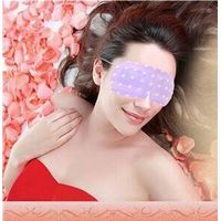 Steam warming heating eye mask for eye care cover sleep
