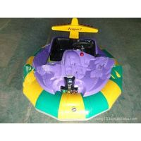 Outdoor Amusement Park Bumper Car