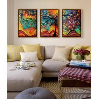 modern canvas painting photos for home decoration