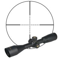 4-16x44 China manufacturers wholesale tactical military optic airsoft hunting long range rifle scope