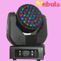 37*3W led beam moving head stage liglht