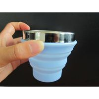 Best-Seller Gorgeous Food Grade Collapsible Silicone Cup