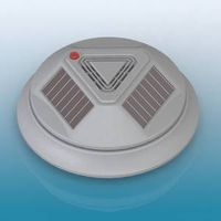 Solar-Power Wireless Photoelectric Smoke Inrtuder Detector