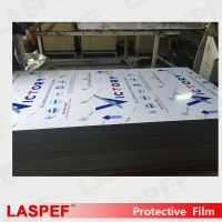 Adhesive and Removed PE Protective film, ACP Anti-Scratch Film