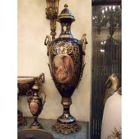 Sevres Porcelain Vase
